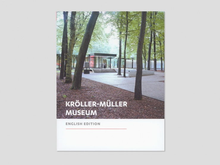 Collectieboek Kröller Müller Museum